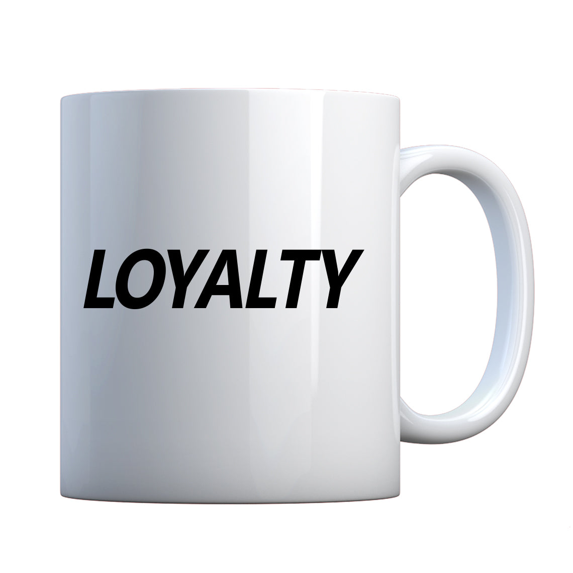 Loyalty Ceramic Gift Mug