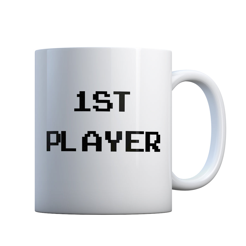 1st Player Gift Mug