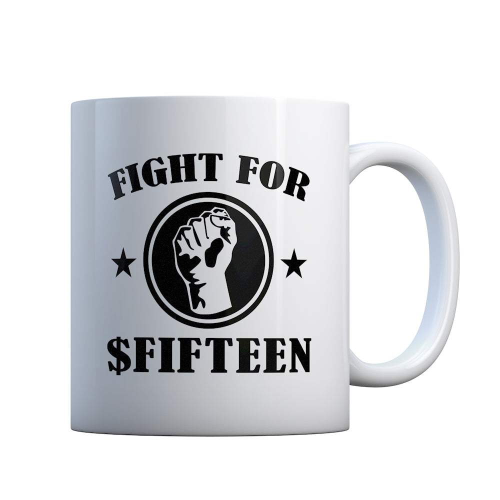 Fight for 15 Gift Mug