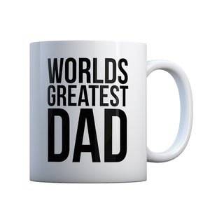 Worlds Greatest Dad Gift Mug