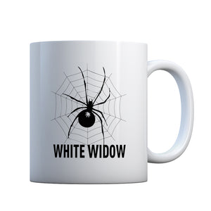 White Widow Gift Mug
