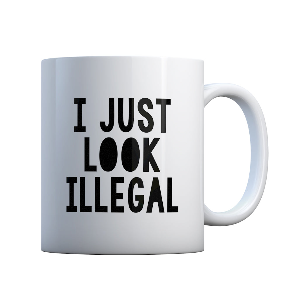 I just Look Illegal Gift Mug