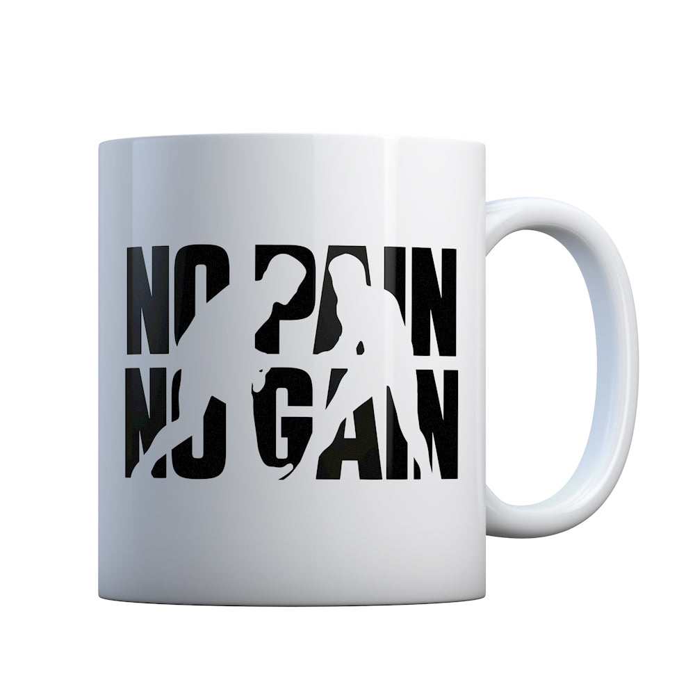No Pain No Gain Gift Mug
