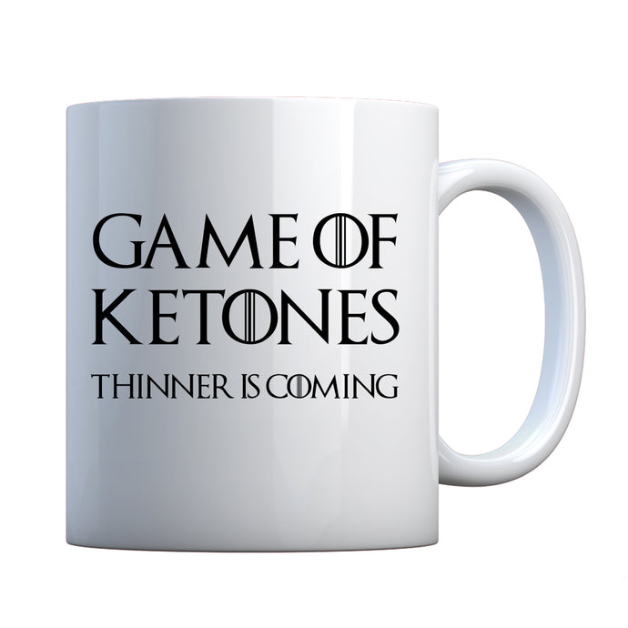 Mug Game of Ketones Ceramic Gift Mug