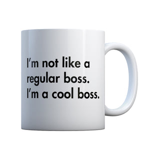 Im a Cool Boss Gift Mug