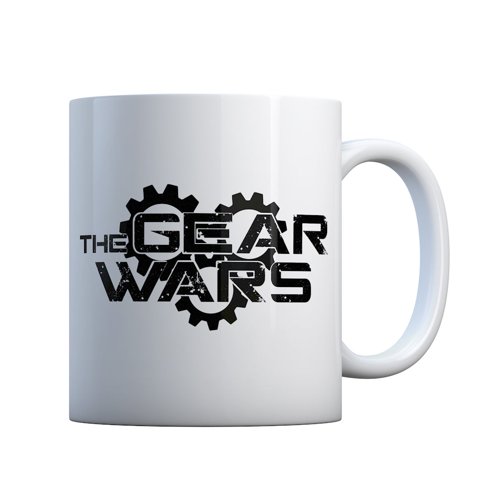 The Gear Wars Gift Mug