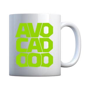 Mug Avocado Ceramic Gift Mug
