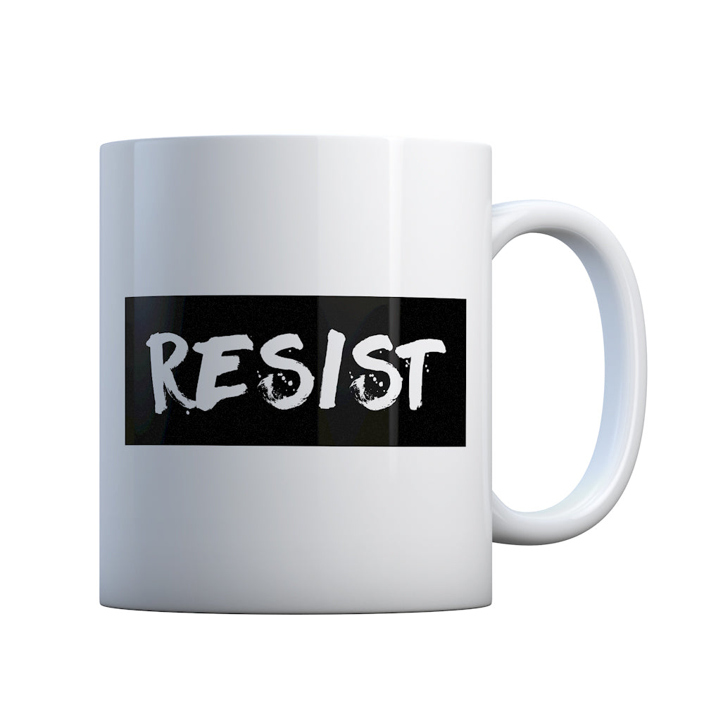 Resist Patriot Gift Mug