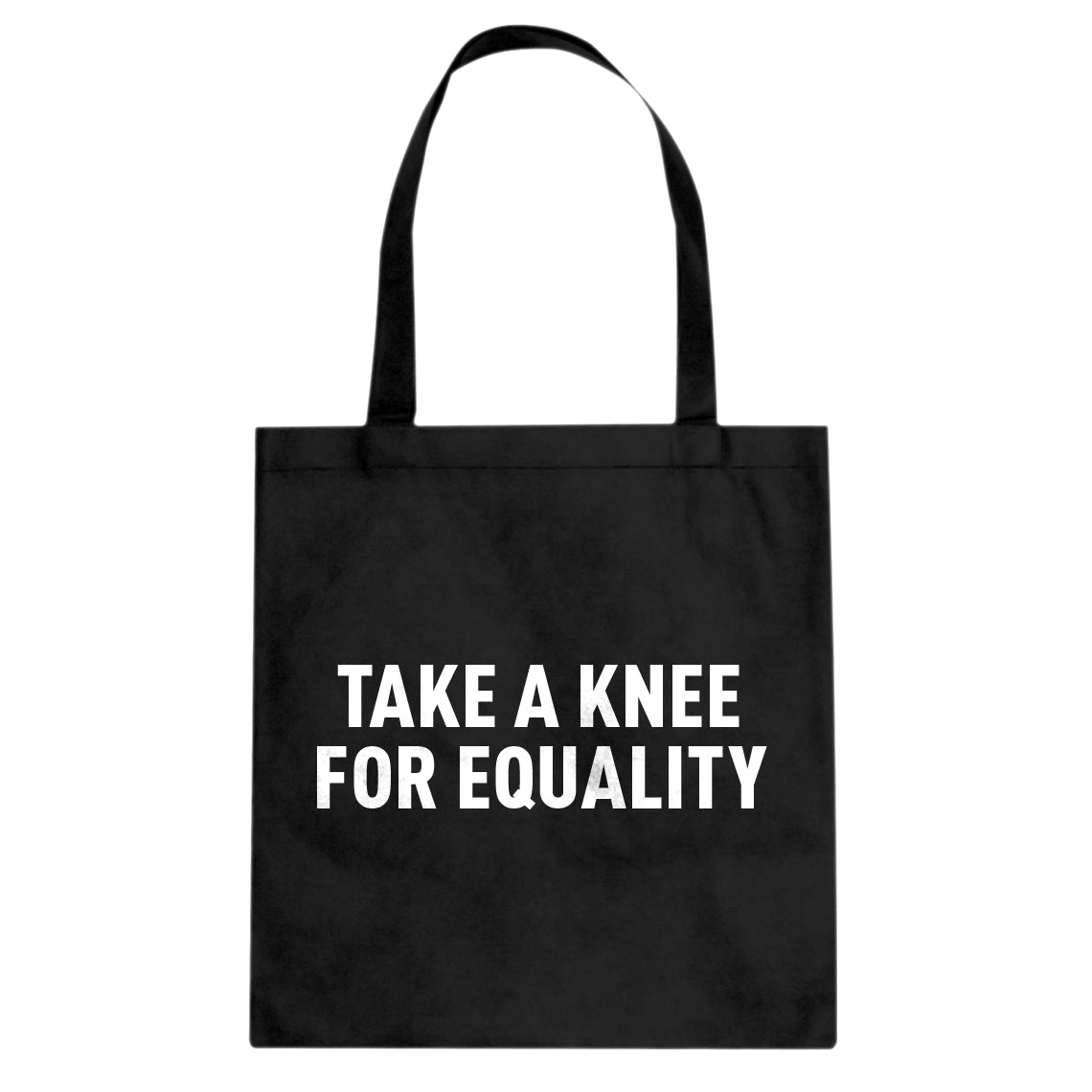 Tote Take a Knee for Equality Canvas Tote Bag