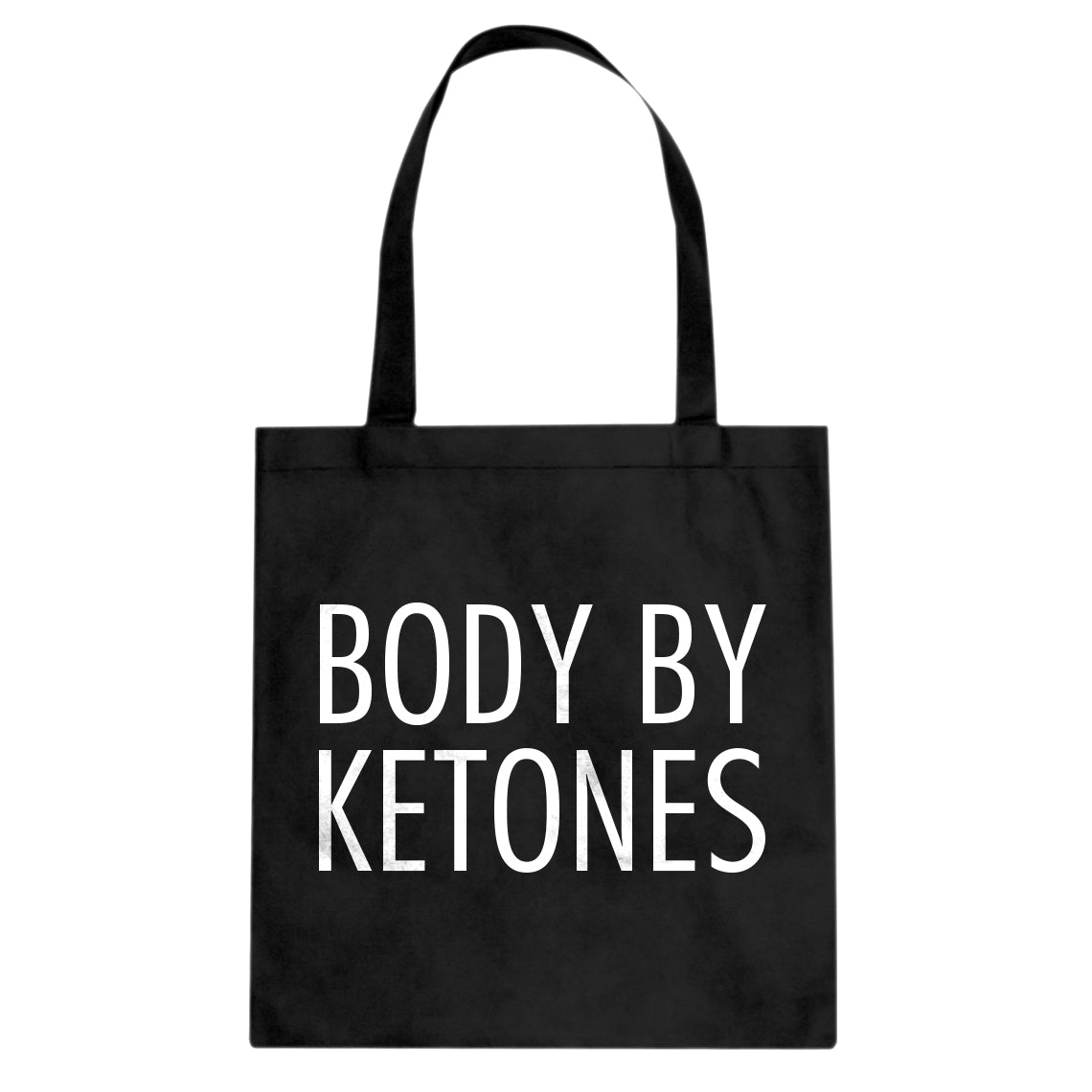 Tote Body by Ketones Canvas Tote Bag
