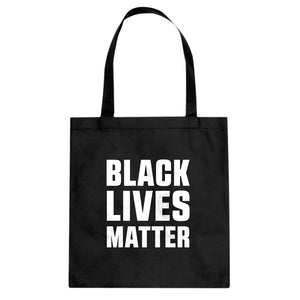 Tote Black Lives Matter Canvas Tote Bag