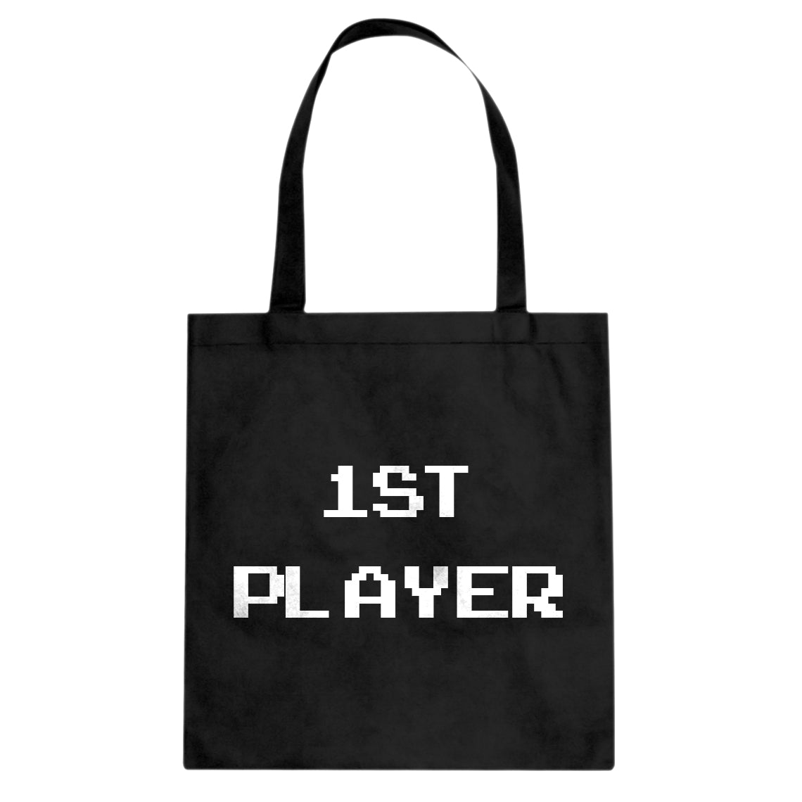 Tote 1st Player Canvas Tote Bag