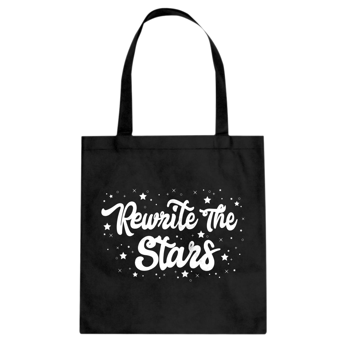 Tote Rewrite the Stars Canvas Tote Bag