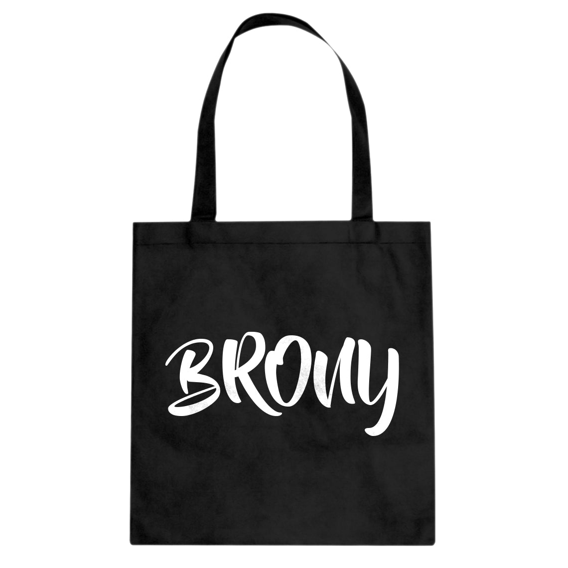 Tote Brony Canvas Tote Bag