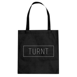 Tote TURNT Canvas Tote Bag