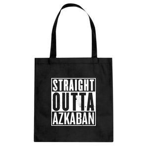 Tote Straight Outta Azkaban Canvas Tote Bag