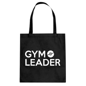 Tote Gym Leader Canvas Tote Bag