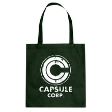 Tote Capsule Corp Canvas Tote Bag