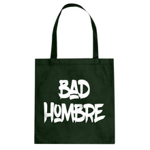 Tote Bad Hombre Vote 2016 Canvas Tote Bag
