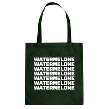Tote Watermelone Canvas Tote Bag