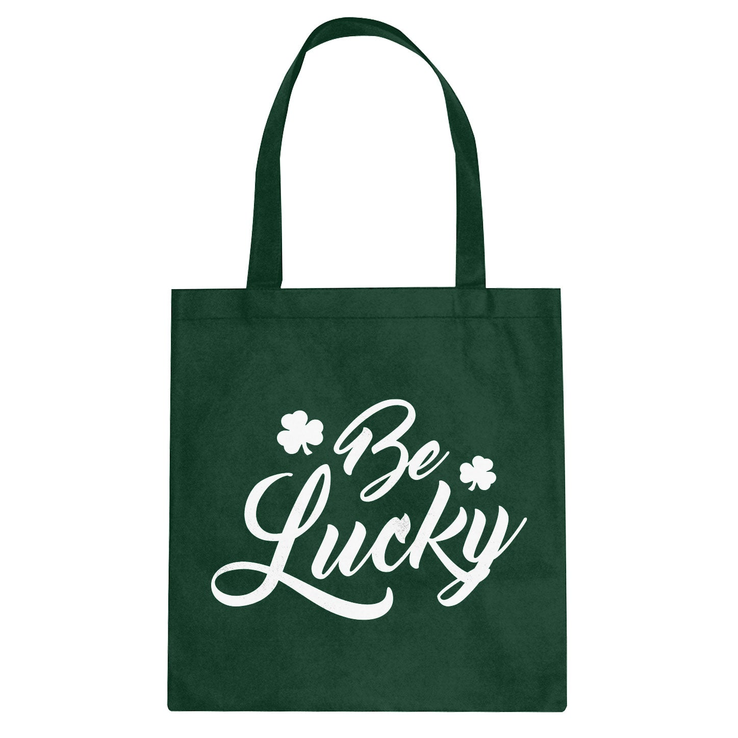 Tote Be Lucky Canvas Tote Bag