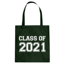 Tote Class of 2021 Canvas Tote Bag