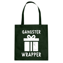 Gangster Wrapper Cotton Canvas Tote Bag