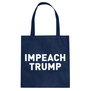 Tote IMPEACH TRUMP Canvas Tote Bag