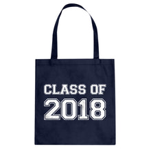 Tote Class of 2018 Canvas Tote Bag
