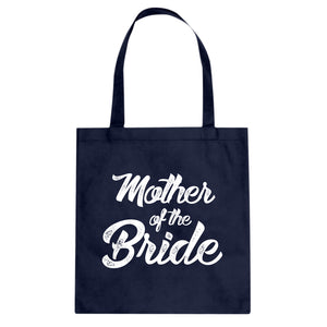 Tote Mother of the Bride Canvas Tote Bag
