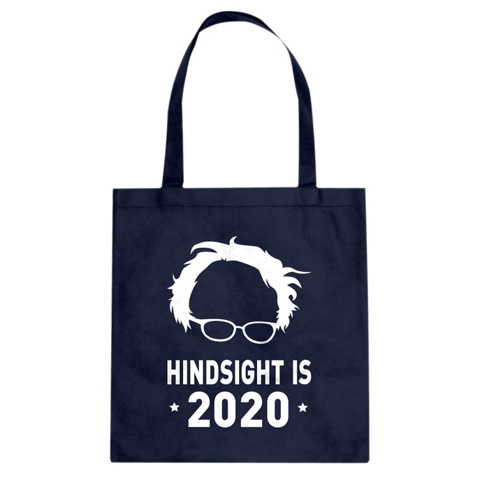 Tote Hindsight is 2020 Canvas Tote Bag