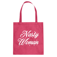 Tote Nasty Women Canvas Tote Bag