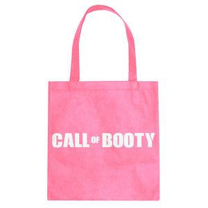 Tote Call of Booty Canvas Tote Bag