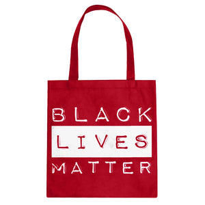 Tote Black Lives Matter Activism Canvas Tote Bag