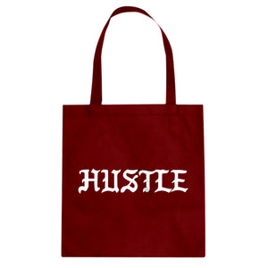 Tote Gangster Hustle Canvas Tote Bag