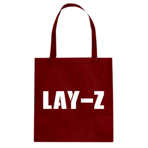 Tote Lay-Z Canvas Tote Bag