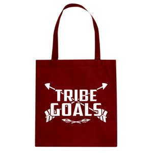Tote Tribe Goals Canvas Tote Bag