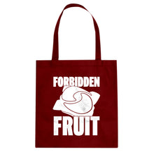 Tote Forbidden Fruit Canvas Tote Bag