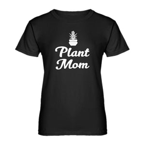Womens Plant Mom Ladies' T-shirt