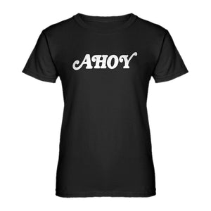 Womens Ahoy Ladies' T-shirt