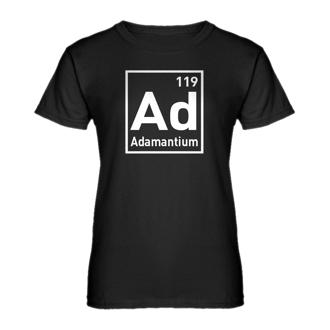 Womens Adamantium Ladies' T-shirt