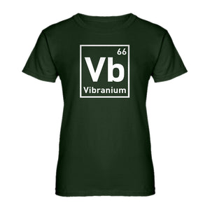 Womens Vibranium Ladies' T-shirt