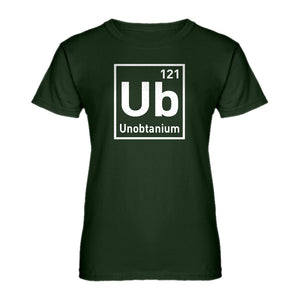 Womens Unobtanium Ladies' T-shirt