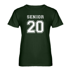 Womens Senior 2020 Ladies' T-shirt