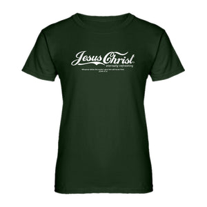 Womens Jesus Christ Ladies' T-shirt