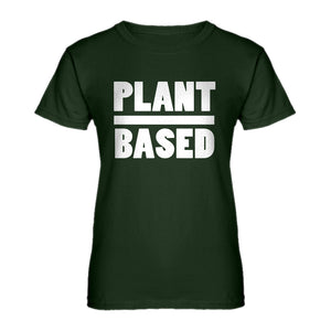 Womens Plant Based Ladies' T-shirt