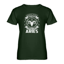 Womens Aries Astrology Zodiac Sign Ladies' T-shirt