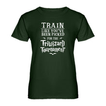 Womens Train for Triwizard Tournament Ladies' T-shirt