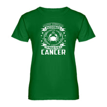 Womens Cancer Astrology Zodiac Sign Ladies' T-shirt