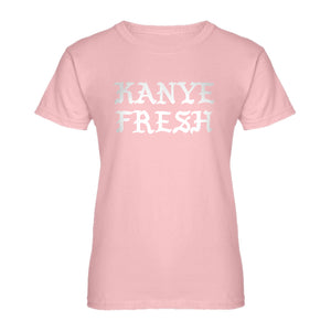 Womens Kanye Fresh Ladies' T-shirt